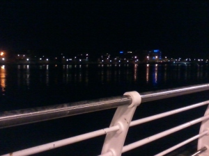 Limerick city pic around biggest hotel in city... Hotels at right location is what attract tourist..