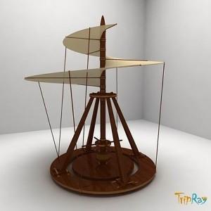 LeonardoFlying model